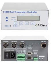 E1000 Dual Temperature Monitor