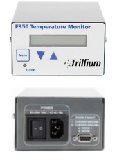 E350 Temperature Monitor