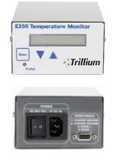 E350 Temperature Monitor