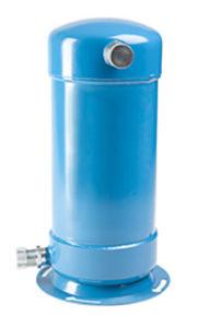Helium Compressor Adsorber