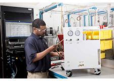 Helium Compressor Service