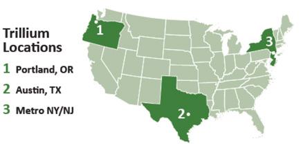 Trillium Locations