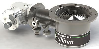 Trillium CP8LP Cryopump