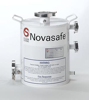 Novasafe Dry Scrubber