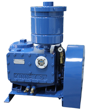 Kinney Rotary Piston Pump