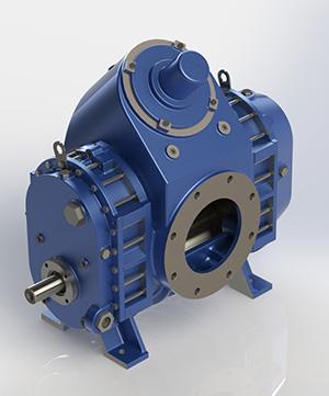 Univac Booster Pump