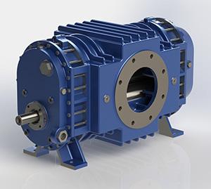 Univac 600-22 Booster Pump
