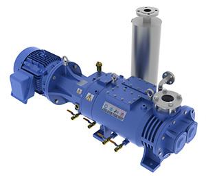 Trillium TDS400Xi Dry Pump