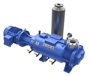 Trillium TDS800Xi Dry Pump