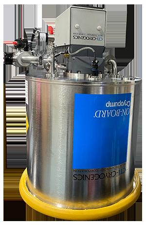CTI Onboard 400 Cryopump