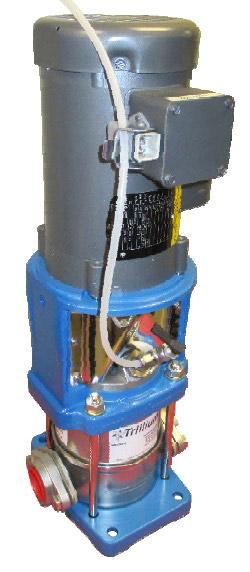 WRU Replacement Pump